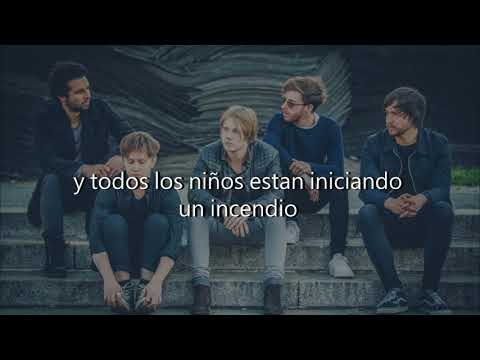 nothing but thieves - live like animals // español