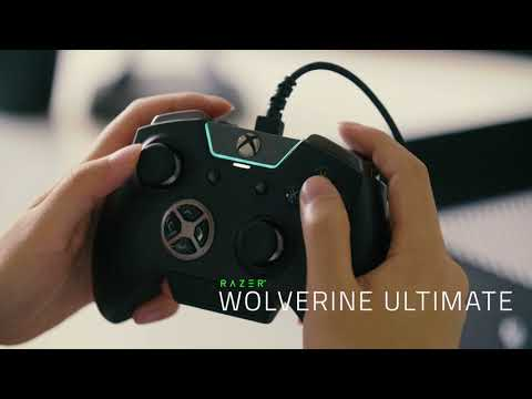 video Manette Xbox One et PC Razer – Wolverine Ultimate