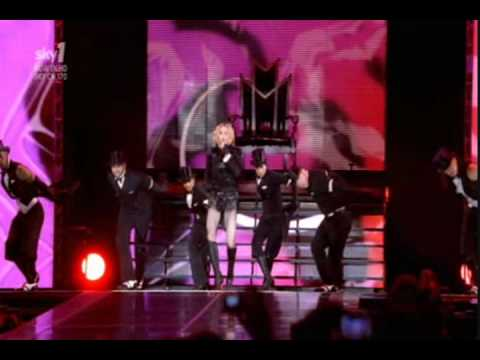 Madonna: Candy Shop (Real Live Audio) Buenos Aires+Lisbon