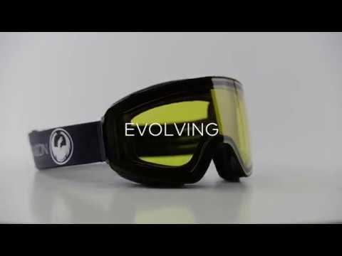 Dragon X1 Goggles 2020 - Echo / Photochromic Yellow