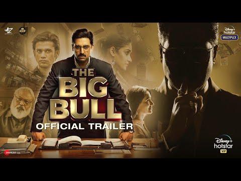 The Big Bull: Official trailer starring Abhishek Bachchan, Ileana D'Cruz
