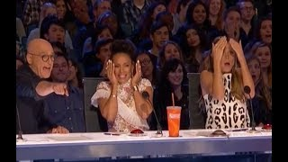 Top 5 Most Surprising, UNEXPECTED Auditions on America's Got Talent 2017