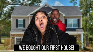EMPTY HOUSE TOUR! FINALLY MADE IT OUT THE HOOD! NEW HOUSE, WHO DIS? HOME BUILDING SERIES PART 20