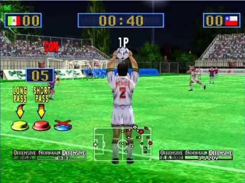 Virtua striker 3 ver. 2002 [gamecube/dolphin] (download) youtube.