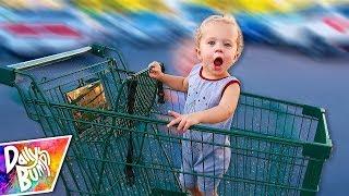 Shopping Cart Drama!