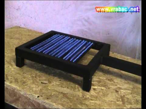 Super Simple Diy Propane Ribbon Burner For Boilers And