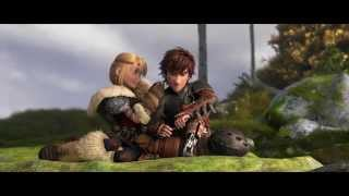Hiccup & Astrid Clip