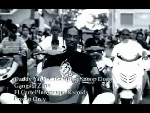 Daddy Yankee & Snoop Dogg - Gangsta Zone [Official Music Video]
