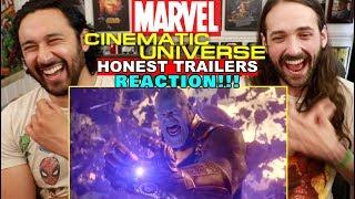 Honest Trailers   MCU - REACTION!!!