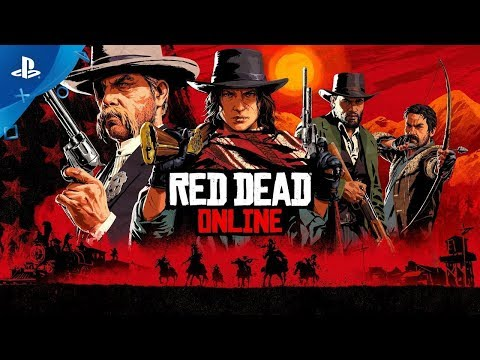 Red Dead Redemption 2 | Red Dead Online Trailer