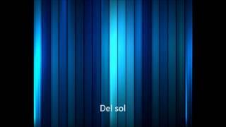 Volován- Ella es Azul (Letra)