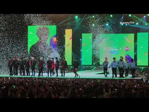Ending KCON AUSTRALIA (EXO, SF9, PENTAGON, VICTON, Girl's Day)  |  JeannyTV