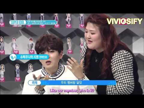 [ENG SUBS] 150123 SICS Eunhyuk & Siwon Cut