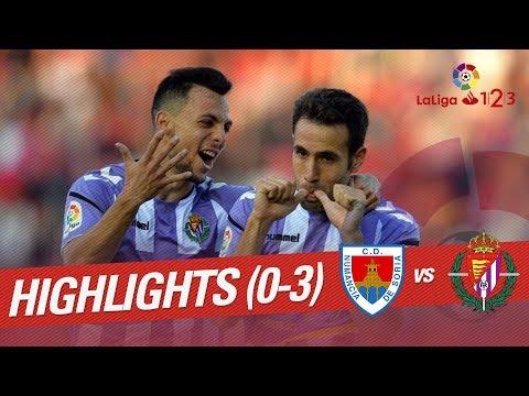 Numancia CD vs Real Valladolid