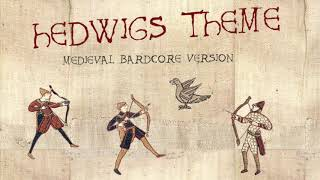 HEDWIG'S THEME | Medieval Bardcore Version | Harry Potter
