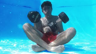 """Attempting The Impossible """"Navy Seal"""" Water Challenge"""