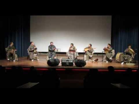 Mohammad Reza Namdarpour - Kurdish Folk music - Mohammad reza Namdarpour