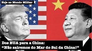 Dos EUA para a China: