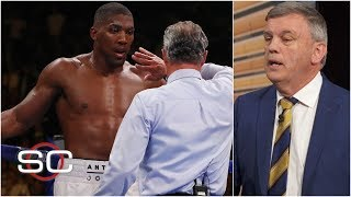 Anthony Joshua looked uninterested in heavyweight loss to Andy Ruiz - Teddy Atlas   SportsCenter