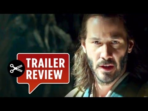 Instant Trailer Review - 47 Ronin (2013) - Keanu Reeves, Rinko Kikuchi Movie HD