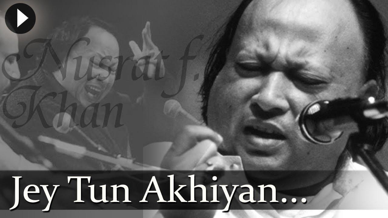 nusrat fateh ali khan all songs list download