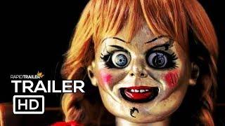 ANNABELLE COMES HOME Teaser Trailer (2019) Horror Movie HD
