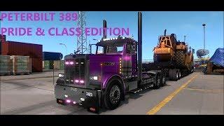 ATS PETERBILT 389 CAT C16 Videos - Playxem com