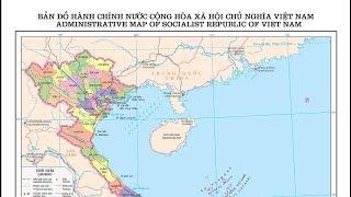 Việt Nam Có Bao Nhiêu Tỉnh? - Số Liệu Năm 2017 - Hỏi Đáp TV