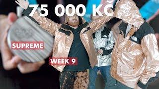 KUFR ZA 3000 € ?!  | Supreme Drop-Pot Week 9