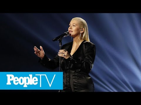 Christina Aguilera Drops New Single 'Accelerate' & Video From First New Album In 6 Years | PeopleTV