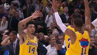 Danny Green Three Forces OT - Lakers vs Mavericks | November 1, 2019 | 2019-20 NBA Season