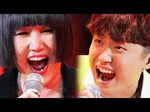 소찬휘·고음대장, 소름에 소름이 돋는 대결 곡 'Tears' 《Fantastic Duo 2》 판타스틱 듀오 2 EP35