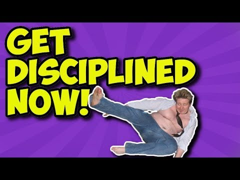 How To Have More Self Discipline - Don't Give In To Temptation
