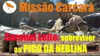 Coronel Leite - Pico da Neblina e os caminhos para a desistência