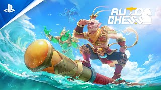 Auto chess :  bande-annonce