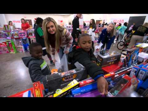 Southwest Louisiana Toys for Tots 2014