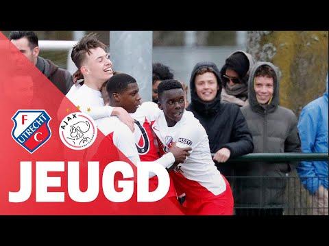 JEUGD | FC Utrecht O17 verslaat Ajax O17!