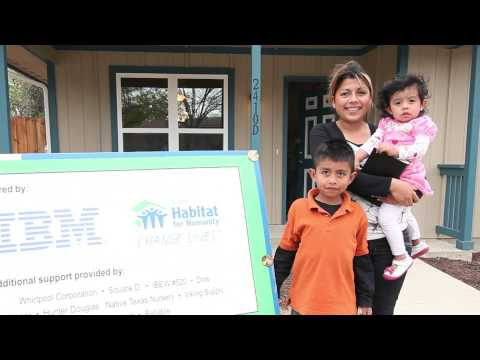 Austin Habitat for Humanity: A Homebuyer's Experience