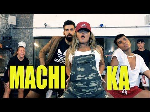 MACHIKA - j Balvin, Jeon e Anitta ( COREOGRAFIA) Cleiton Oliveira / IG: @CLEITONRIOSWAG