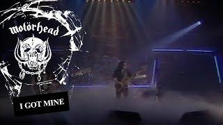 Motörhead – I Got Mine (Official Video)