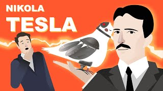 Nikola Tesla and his incredible inventions