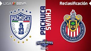 Resumen y Goles | Pachuca vs  Chivas | Liga BBVA MX - Guard1anes 2021 - Reclasificación