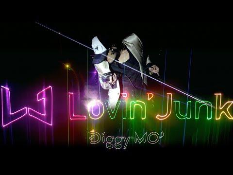 Diggy-MO' - Lovin' Junk (MV Ver.)