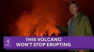 Why is Hawaii's Kilauea volcano still erupting?