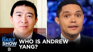 Getting to Know Dem: Andrew Yang | The Daily Show