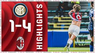Highlights | Inter 1-4 AC Milan | Matchday 17 Women's Serie A 2020/21