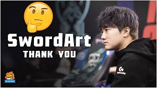 TSM SWORDART ANNOUNCEMENT SOON?! - RELEASED FROM SUNING GAMING TEAM SOLO MID SUPPORT RUMORS