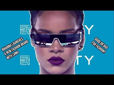 Rihanna Has A New FENTY Fashion Brand With LVMH | Good Or Bad?