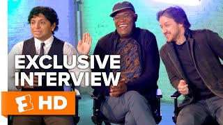M. Night Shyamalan Reveals James McAvoy Performs 20 Different Personalities in 'Glass' | Fandango