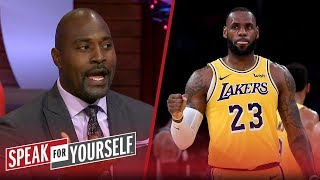 Wiley and Whitlock's heated discussion on LeBron vs. MJ, Cavs fire Ty Lue | NBA | SPEAK FOR YOURSELF